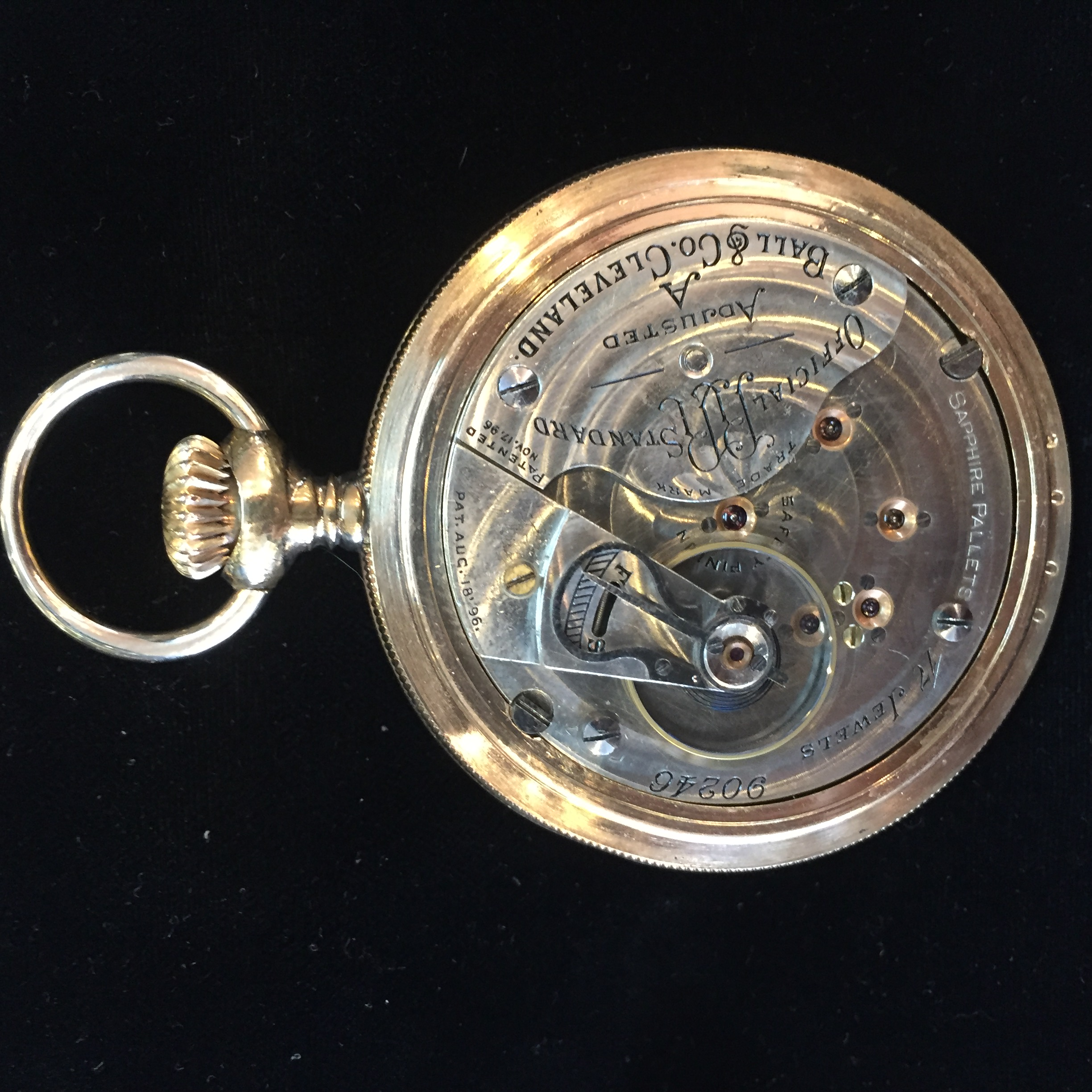 pocketwatch pocket watch